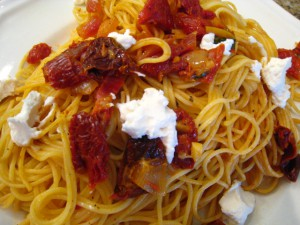 pasta, Rachael Ray Show, food, menopause, perimenopause, getting old, shmirshky, women