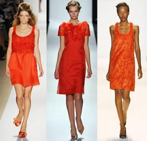 orange, fashion, clothes, vogue, trends, menopause, perimenopause, getting old, shmirshky, women