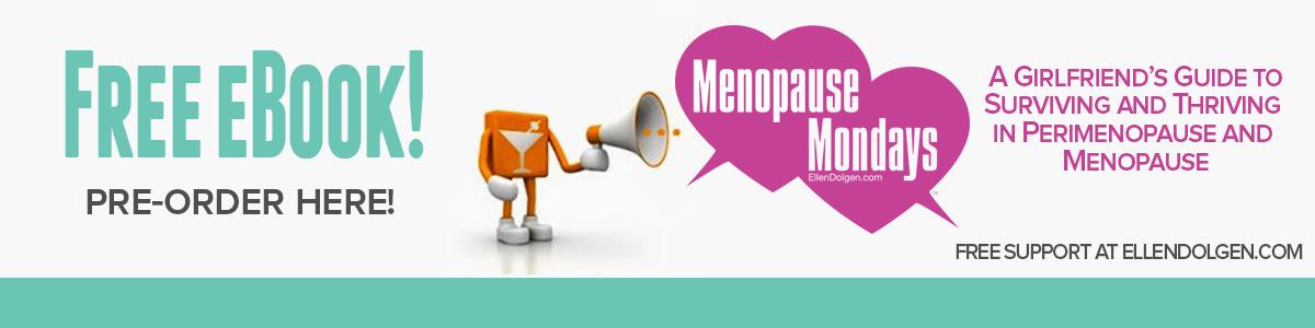 Pre-Order Menopause eBook